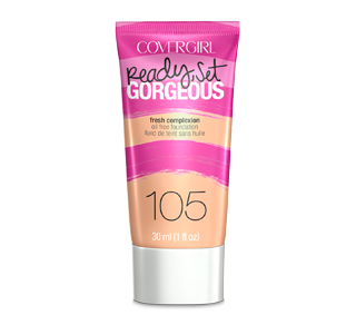 Ready, Set, Gorgeous Liquid Makeup Foundation, 30 ml