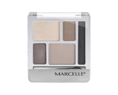 Image du produit Marcelle - Quintet ombres à paupières, 5,6 g