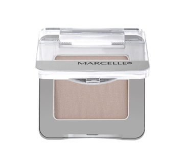 Image 2 of product Marcelle - Mono Eyeshadow, 2.5 g Truth or Taupe