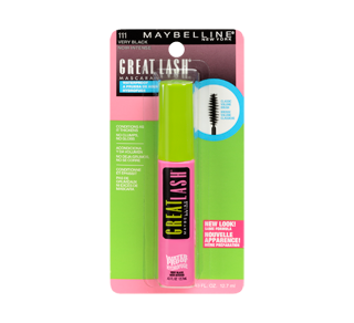 Great Lash Mascara Waterproof, 12.64 ml