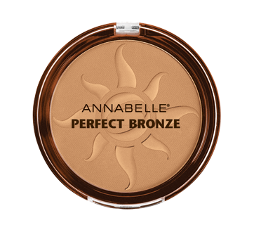 Image of product Annabelle - Perfect Bronze Bronzing Pressed Powder, 10 g Sun Goddess