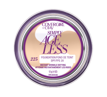 Simply Ageless Foundation, 12 g