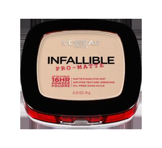 Poudre Infallible Matte, 9 g