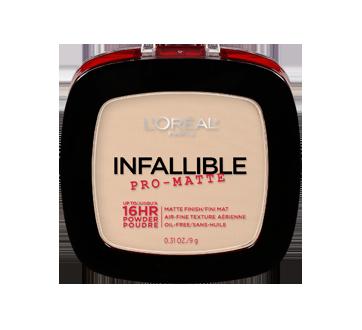 Image 2 of product L'Oréal Paris - Infallible Matte Powder, 9 g #100