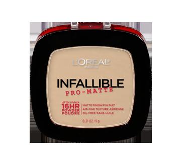 Image 2 du produit L'Oréal Paris - Poudre Infallible Matte, 9 g #300