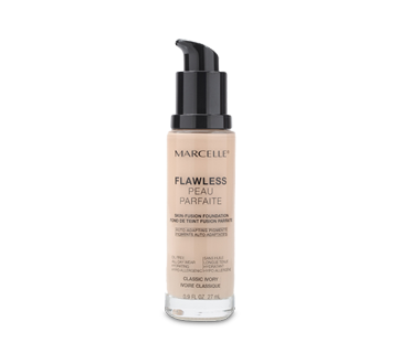 Image of product Marcelle - Flawless Foundation, 27 ml Classic Ivory