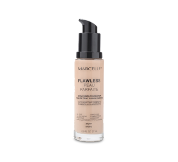 Image of product Marcelle - Flawless Foundation, 27 ml Ivory