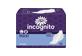 Vignette du produit Incognito - MaxiMaman serviettes à rebords, 28 unités, nuit