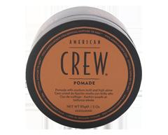 Image du produit American Crew - Pommade, 85 g, tenue souple