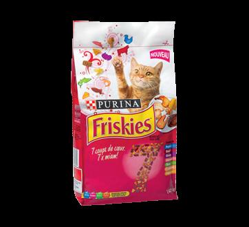 Friskies 7 Coups de Cœur nourriture pour chats adultes, 1,42 kg