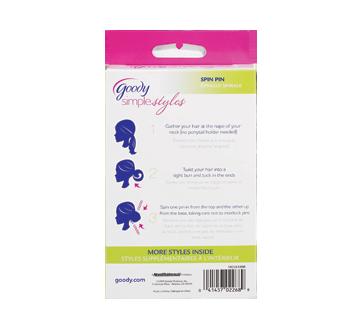 Image 2 du produit Goody - Simple Styles épingle en vrille, 2 unités
