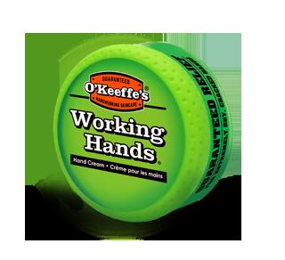 Working Hands crème pour les mains, 96 g