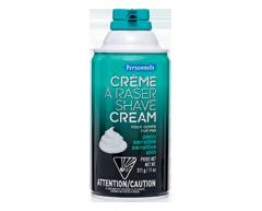Image du produit Personnelle - Crème à raser pour homme peau sensible, 311 g