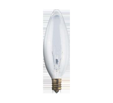 Ampoule, 2 unités, clair