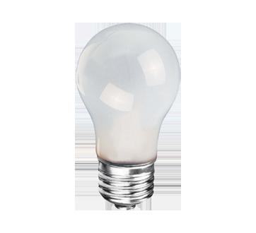 Ampoule, 1 unité, givrée