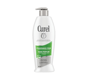 Lotion originale pour peau sensible et sèche, 480 ml, sans parfum