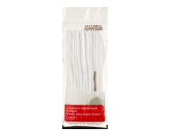 Image du produit Home Exclusives - Couteaux en plastique robuste, 12 unités