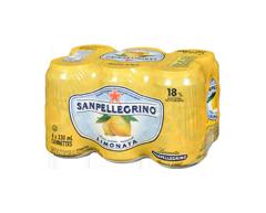 Image du produit San Pellegrino - Citron, 6 x 330 ml