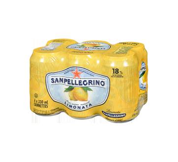 Citron, 6 x 330 ml