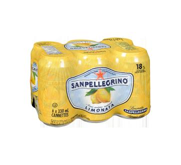 Image 2 du produit San Pellegrino - Citron, 6 x 330 ml