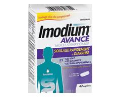 Image du produit Imodium - Imodium Avancé Multi-Symptômes, 42 unités