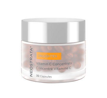 Enlighten concentré vitamine C en capsules, 30 unités