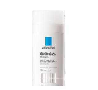 Déodorant 24H peaux sensibles, 40 g