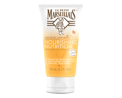 Image du produit Le Petit Marseillais - Crème à mains nutrition, 75 ml, beurre de karité, amande douce et huile d'argan