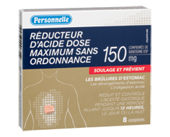 Régulateur d'acidité : Santé - Estomac et antiacide | Jean
