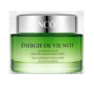 Énergie de Vie masque nuit récupérateur nocturne, 75 ml