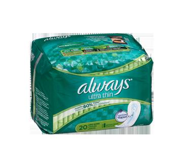 Image 2 du produit Always - Serviettes ultra-minces, 20 unités