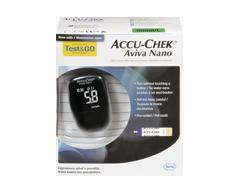 Image du produit Accu-Chek - Aviva Nano glycomètre et autopiqueur, 1 unité