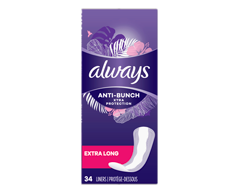 Image du produit Always - Xtra Protection protège-dessous, 34 unités