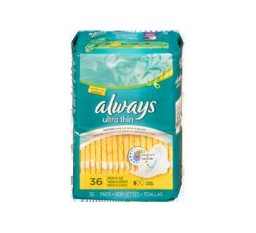 Image 4 du produit Always - Serviettes ultra-minces, 36 unités