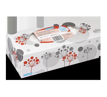 Image 2 du produit Personnelle - Mouchoirs blancs avec lotion, 70 unités