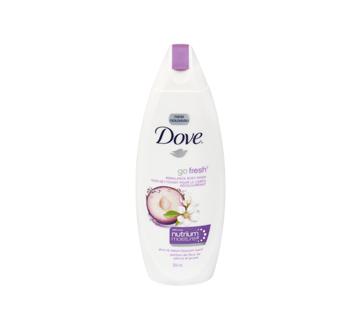Image 3 du produit Dove - Go Fresh Soin nettoyant nourrissant pour le corps, 354 ml, rééquilibre