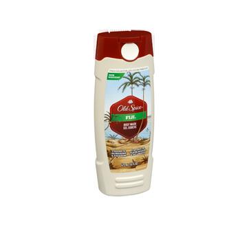 Image 2 du produit Old Spice - Fiji parfum de palmier inspiré de la nature nettoyant pour le corps pour hommes, 473 ml