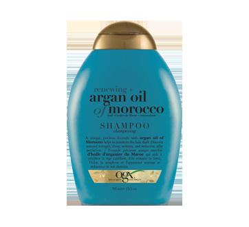 Huile d'argan du Maroc, shampoing régénérant, 385 ml