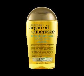 Huile d'argan du Maroc, huile pénétrante régénérante, 100 ml