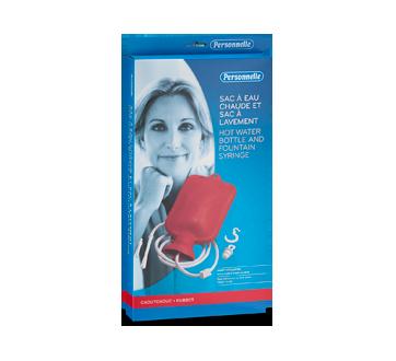 Image du produit Personnelle - Sac à eau chaude et sac à lavement, 1 unité
