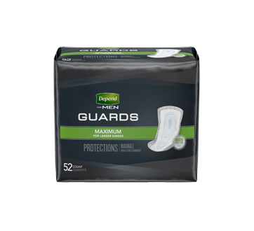 protections pour hommes, 52 unités