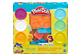 Vignette 1 du produit Play-Doh - Play-Doh nombres de 6couleurs de pâte atoxique, 1 unité