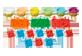 Vignette 2 du produit Play-Doh - Play-Doh nombres de 6couleurs de pâte atoxique, 1 unité