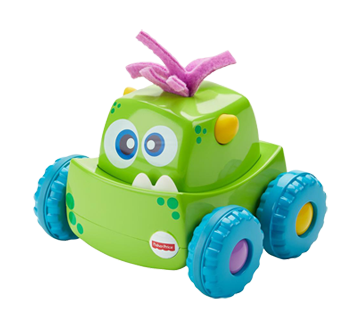 Image du produit Fisher Price - Camion monstre surprise, 1 unité