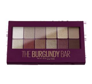 The Burgundy Bar palette d'ombres à paupières, 9,6 g
