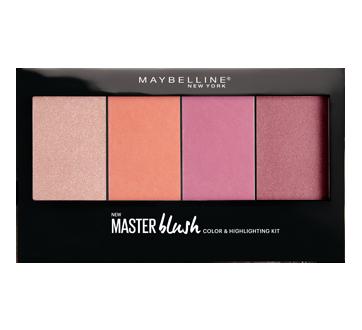 Facestudio Master Blush ensemble couleur et lumière, 10 g
