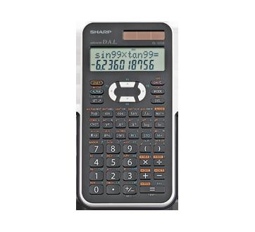 Calculatrice scientifique, 1 unité
