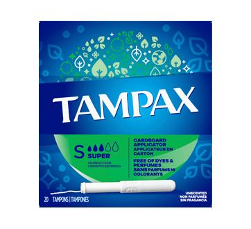Tampax - Super, 20 unités