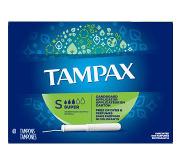Tampax - Super, 40 unités