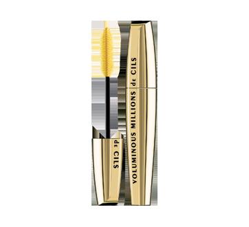 Image 2 du produit L'Oréal Paris - Voluminous Million Lashes - Mascara hydrofuge, 10 ml Noir profond